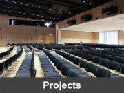 Amadeus: Projects