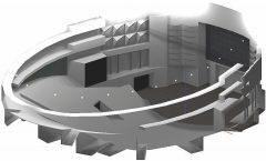 Amadeus   Tschaikowsky Modell. 3D Raummodell ...