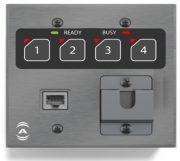 Zip4 Dante-Einbausprechstelle von Attero Tech