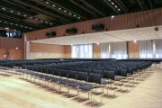CCA: Plenary hall, auditorium; ©Magdalena Stranzinger