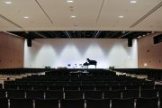 CCA: Plenary hall, view to stage; ©Magdalena Stranzinger