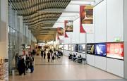 Flughafen Hamburg Pier Nord