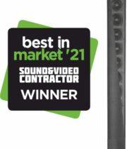 Best in Market Award 2021 für ICC24-3