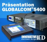 Präsentation IED GLOBALCOM 5400