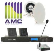 AMC Logo mit iMIX5 und PCR8T