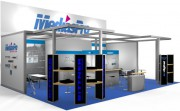 Messestand pl+s 2010