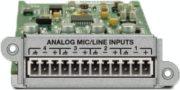 Symetrix 4-Kanal Eingangskarte analog