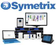 Symetrix DSP-Audiomatrizen: Hardware, Software und Zubehör