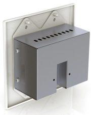 Attero Tech unA6IO-BT Rückseite