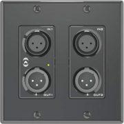 Attero Tech unAX2IO+ schwarz