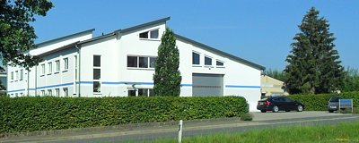 Firmensitz Eckersdorf